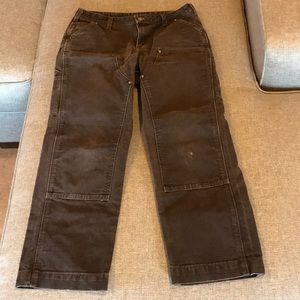 Carhartt cargo pants size 8 short
